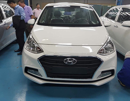 Hyundai Grand i10 Sedan 1.2 MT - Hình 7