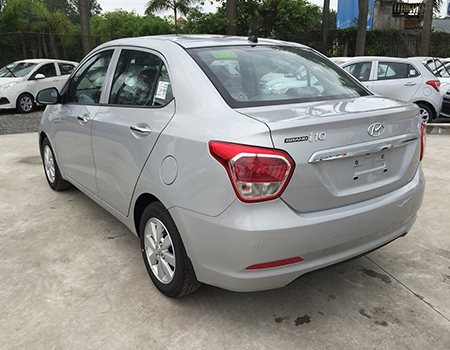 Hyundai Grand i10 Sedan 1.2 MT - Hình 9
