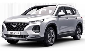 Hyundai Santa Fe 2.2 Dầu Đặc Biệt