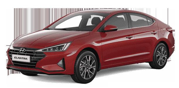 Hyundai Elantra 1.6 MT 2020